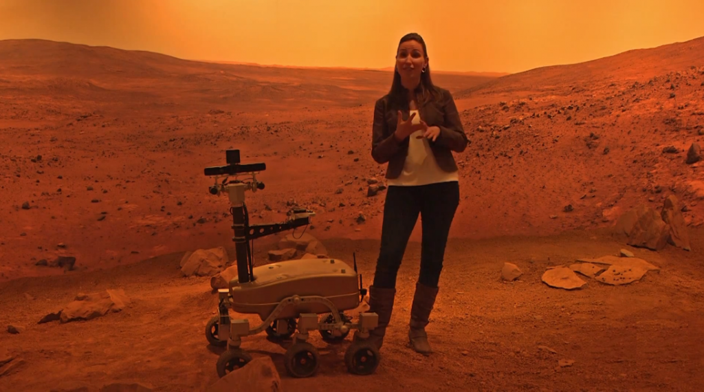 How Will Humans Live On Mars? - TechGenez