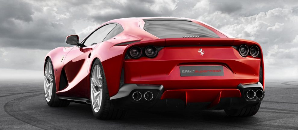 Ferrari 812 SuperFast - The Fastest and Most Powerful Ferrari Ever