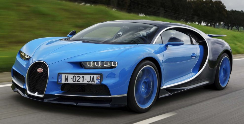 Bugatti Chiron: The Worldu0027s Most Fastest Sports Car