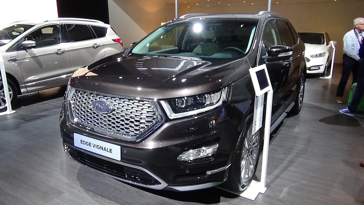 ford edge vignale 2017 review techgenez. Black Bedroom Furniture Sets. Home Design Ideas