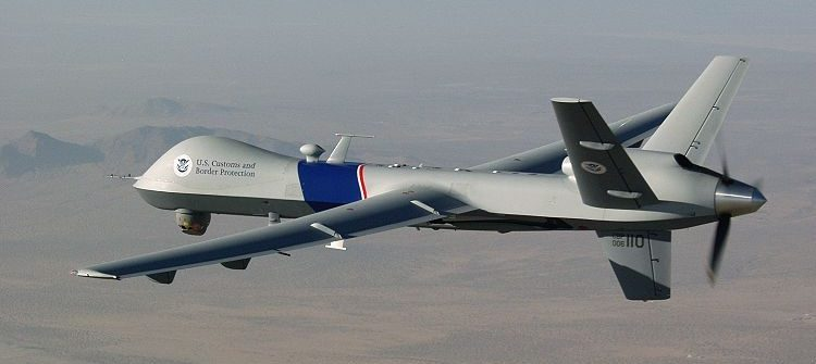 unmanned drones bombers