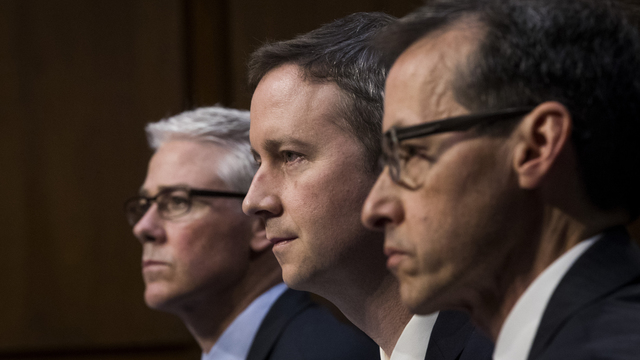 Facebook, Google And Twitter Testify Before Congress On Russian Disinformation