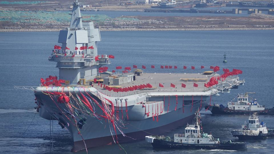 china aircraft carrier 2