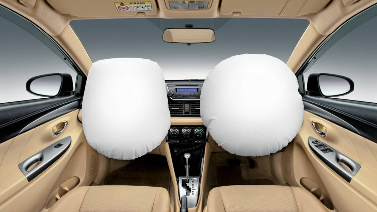 toyota airbags