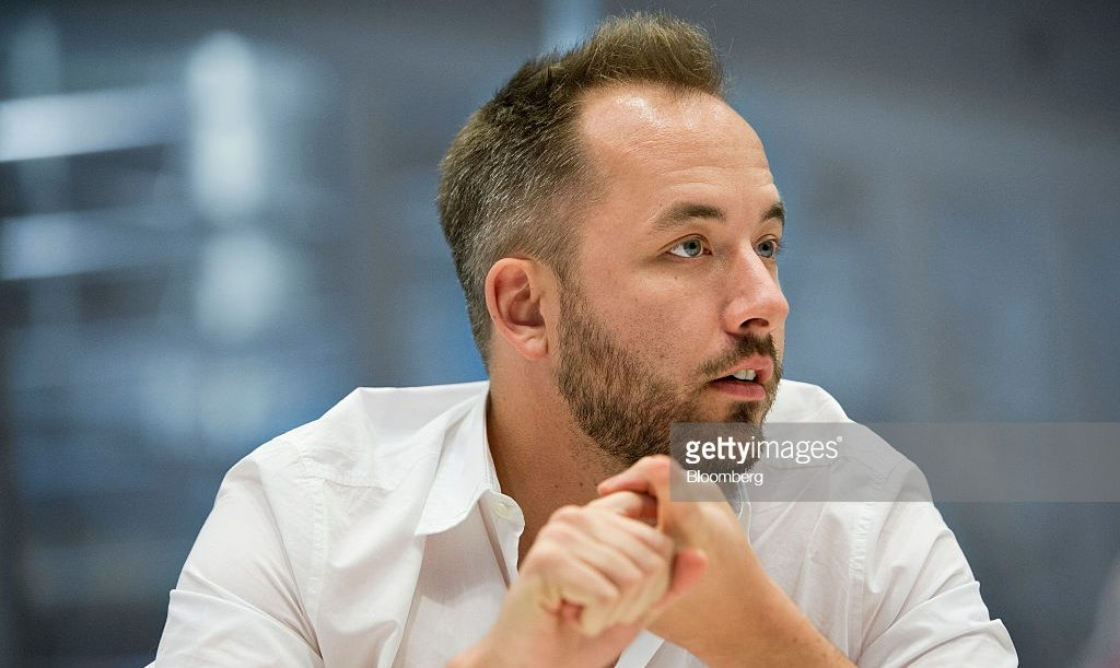 Chief Executive Officer Drew Houston Dropbox