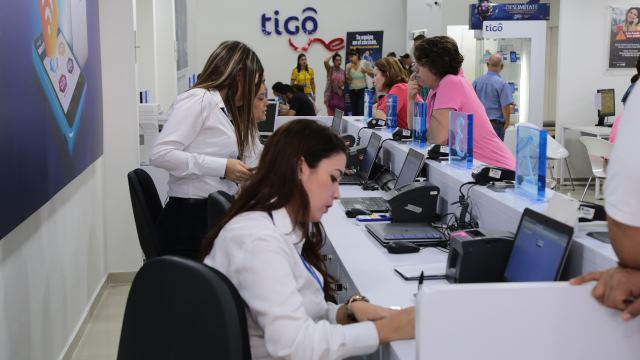 Millicom Women Connected Initiative