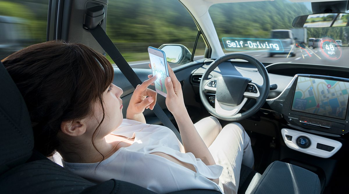 NEC develops system to allow self-driving automobiles to share real-time information