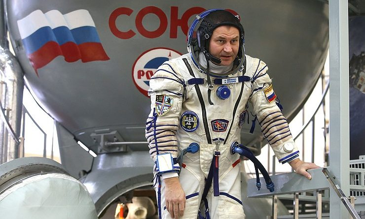 Russian cosmonauts gearing up for spacewalk in early August