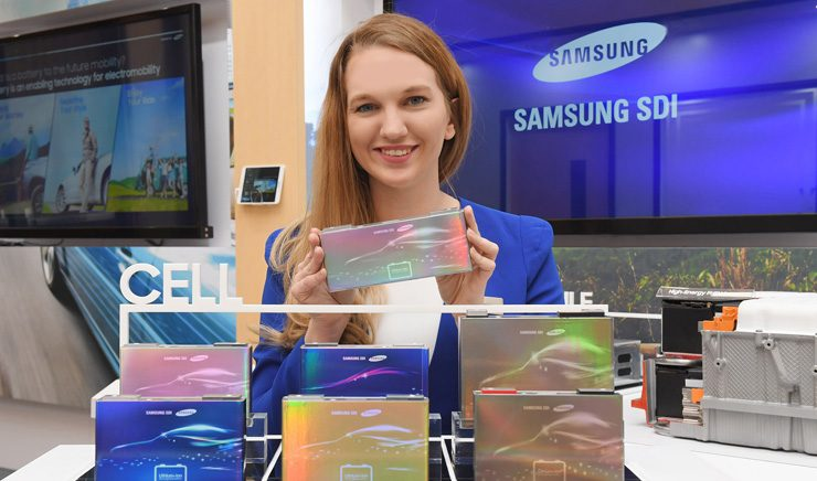 Samsung SDI to make cobalt-free EV batteries