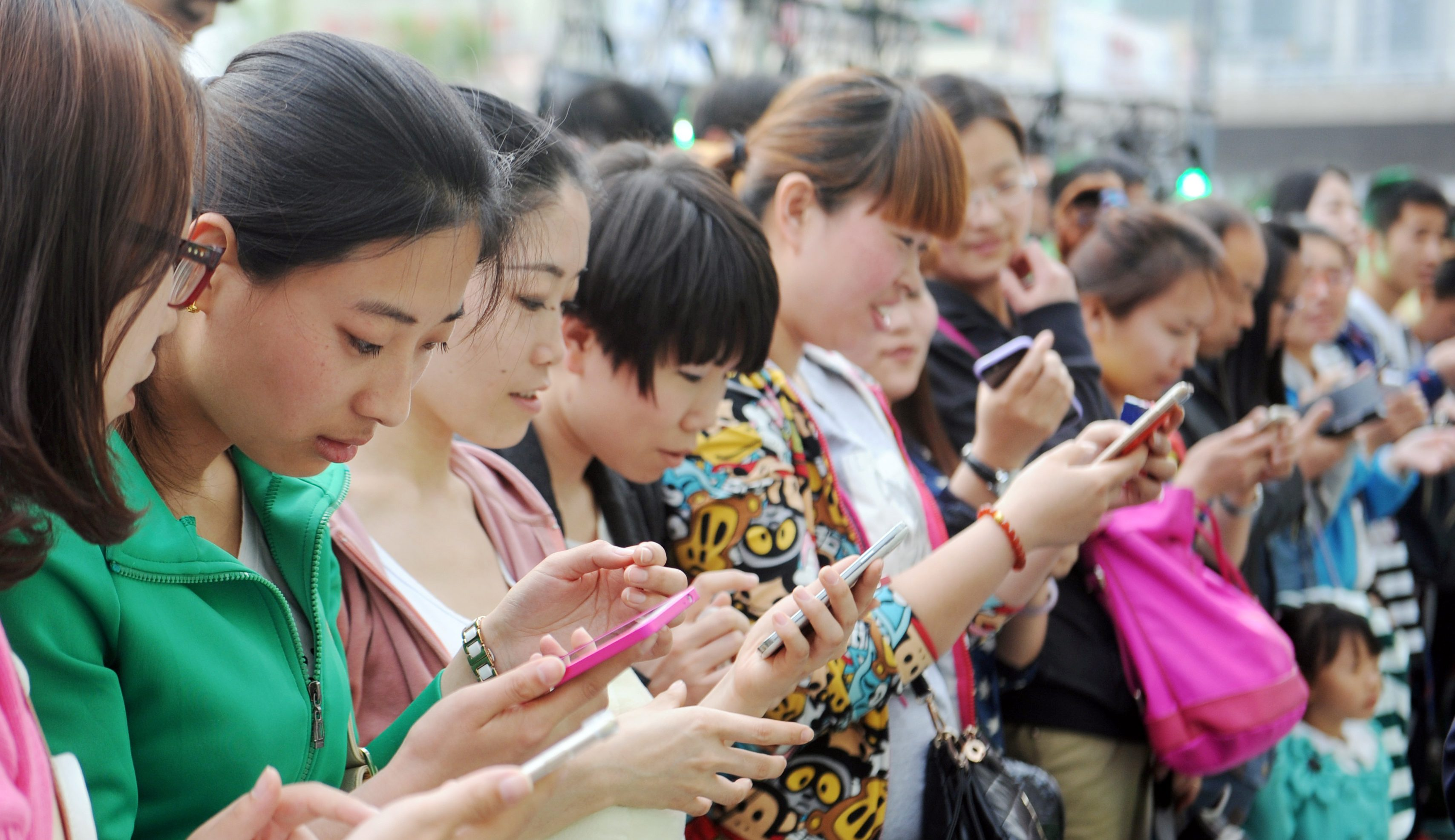 asia internet users