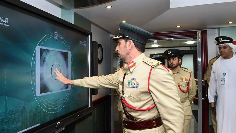 Dubai Police Artificial Intelligence