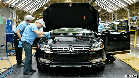 VW automakers