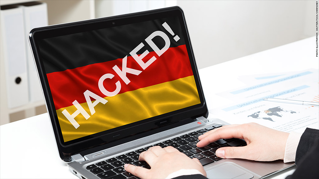 german government hack