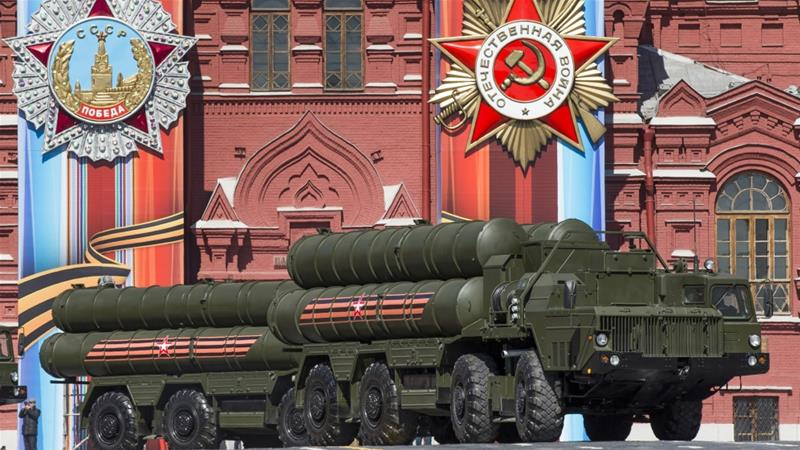 s-400 air defence system