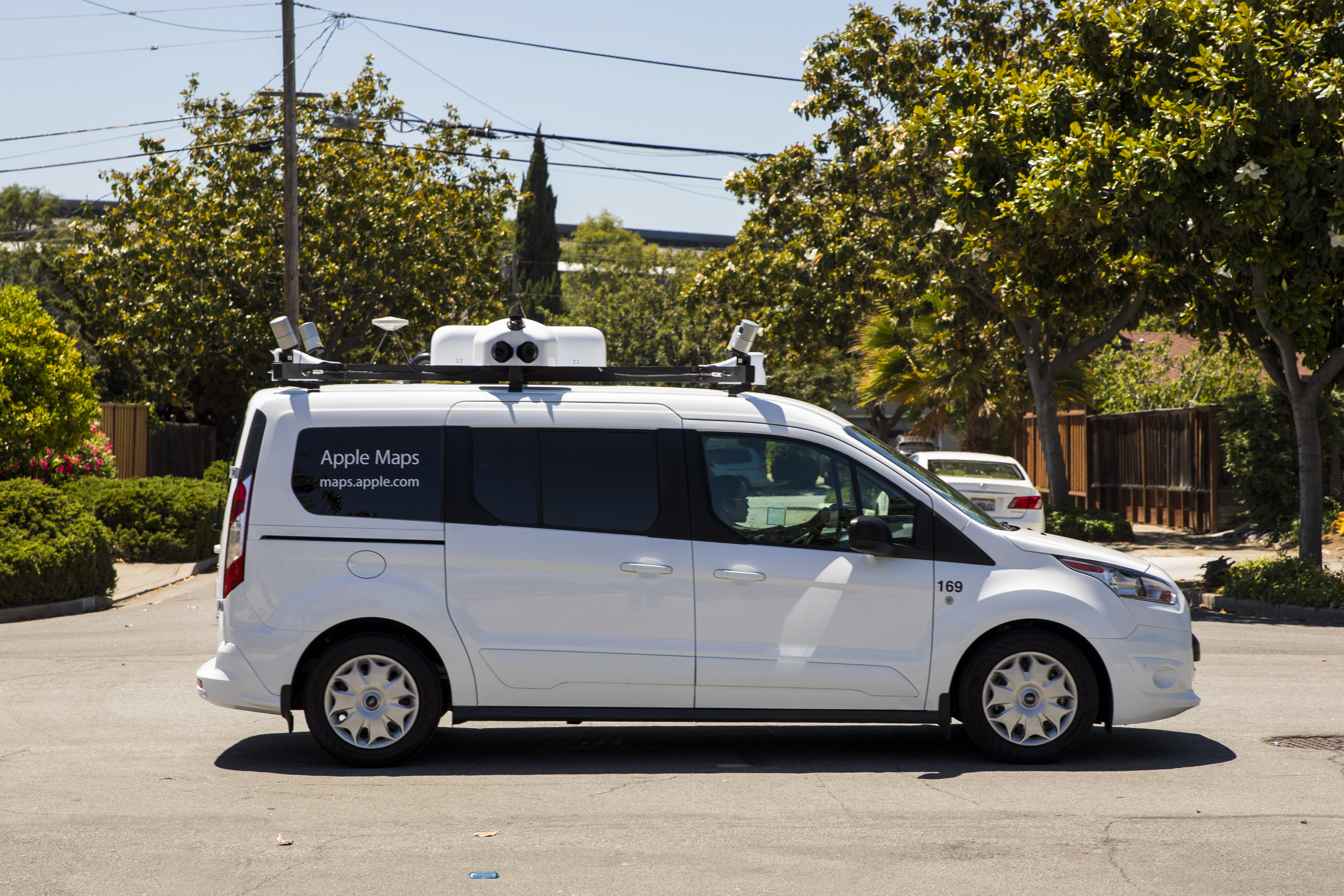 apple maps ground project