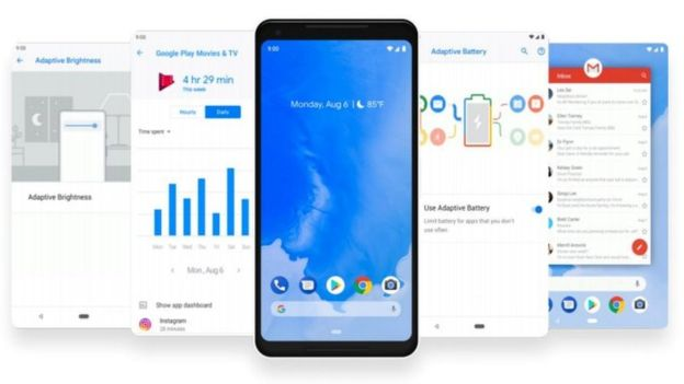 android pie 2