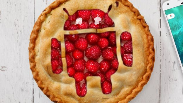 android pie 4