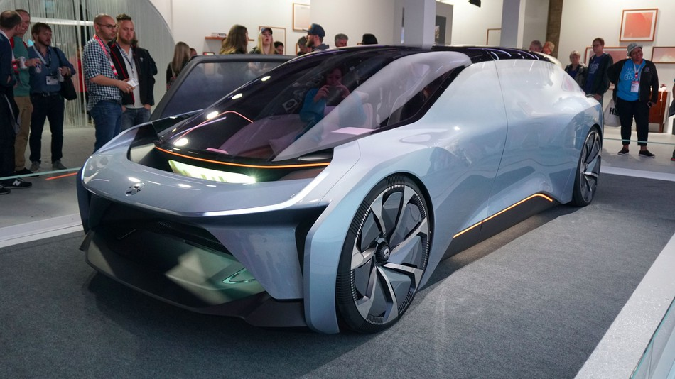 Chinese Electric Car Start Up Nio Files For Us Ipo