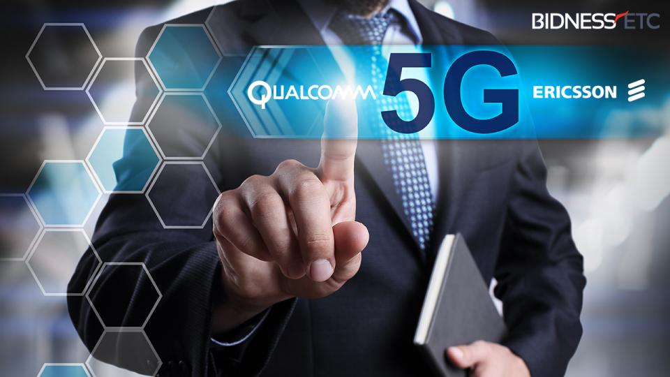 Ericsson augments 5G platform with FDD and Massive MIMO support