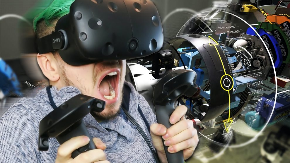 HTC announces the release date of HTC Vive VR Tracker - TechGenez