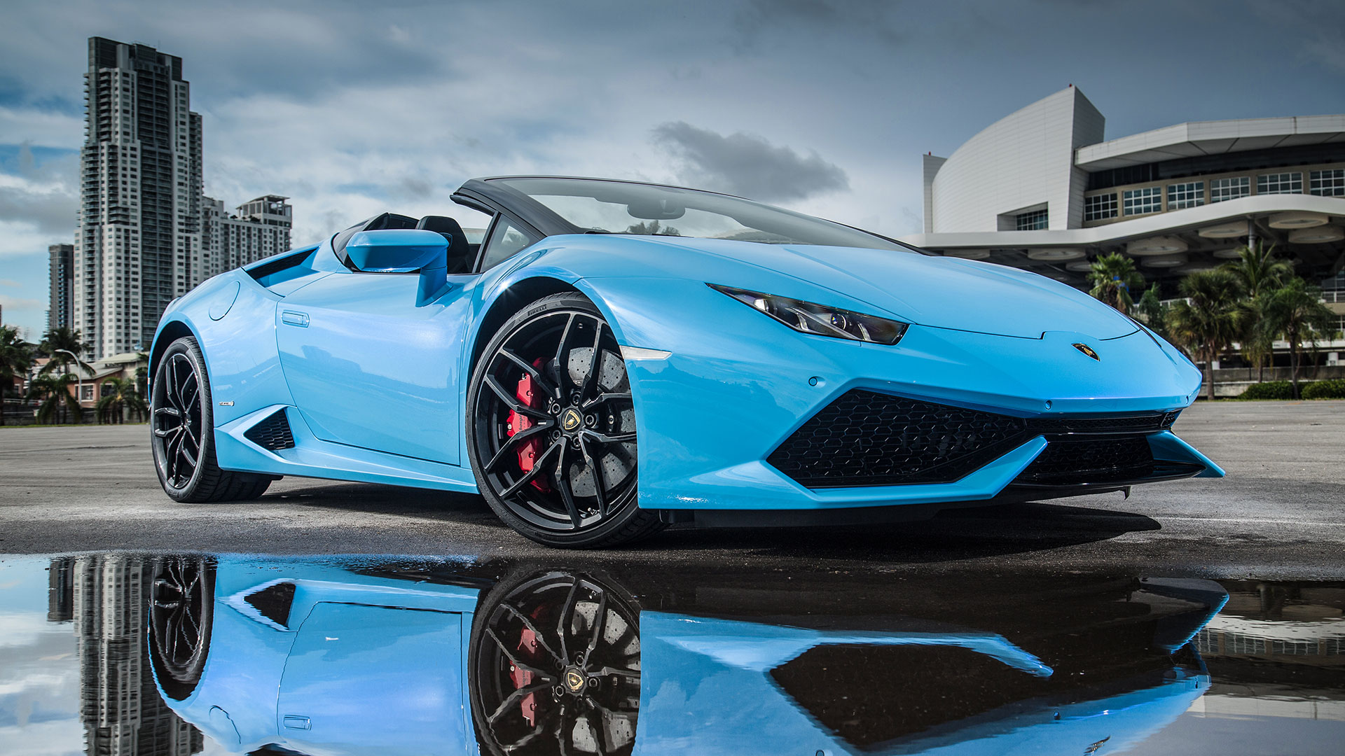 Lamborghini Hurac 225 N Spyder 2017 Car Of The Year Techgenez