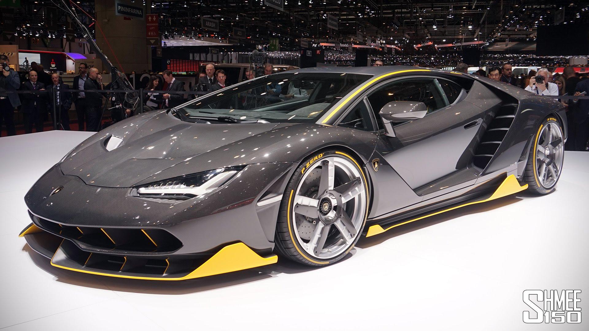 This Is The Amazing Lamborghini Centenario Techgenez