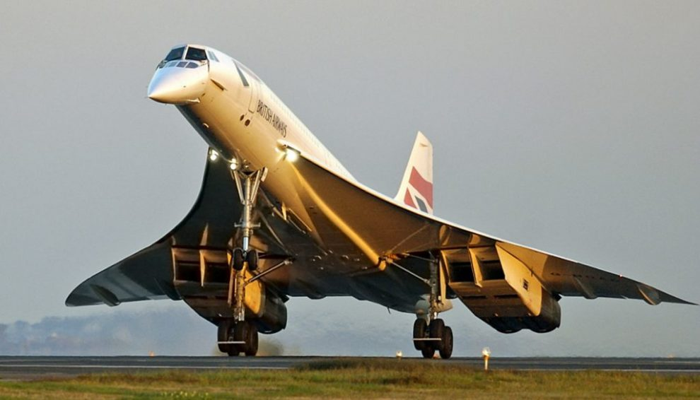 Meet Concorde: The World's Fastest-Ever Commercial Plane
