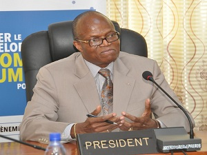 Flavien Bacahbi, President of Beninese Communication regulator