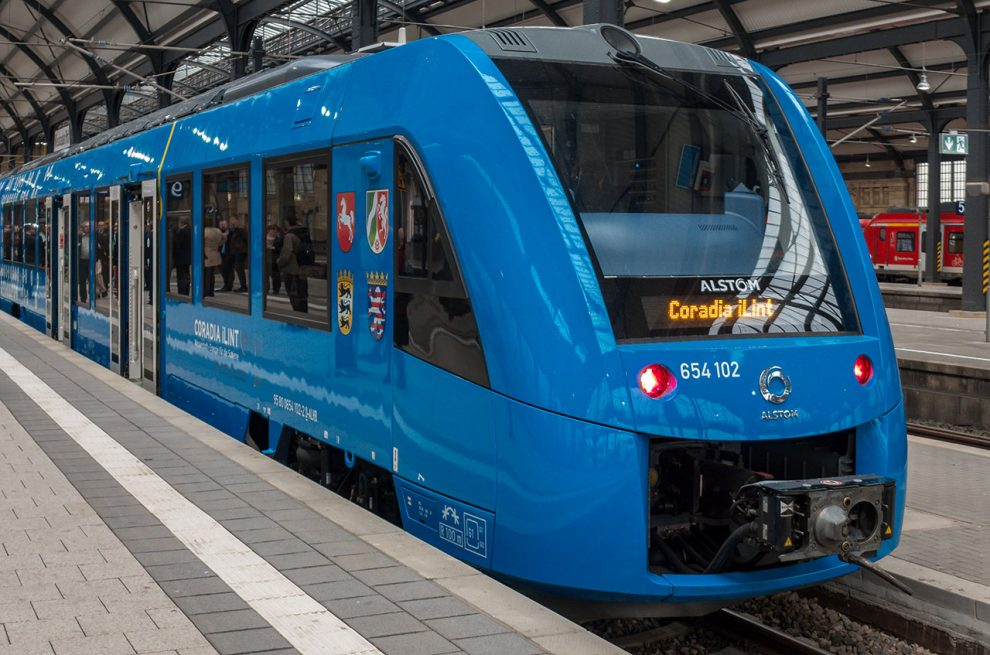 Hydrogen On Demand Reviews >> Hydrogen trains from Alstom are coming to the UK - TechGenez