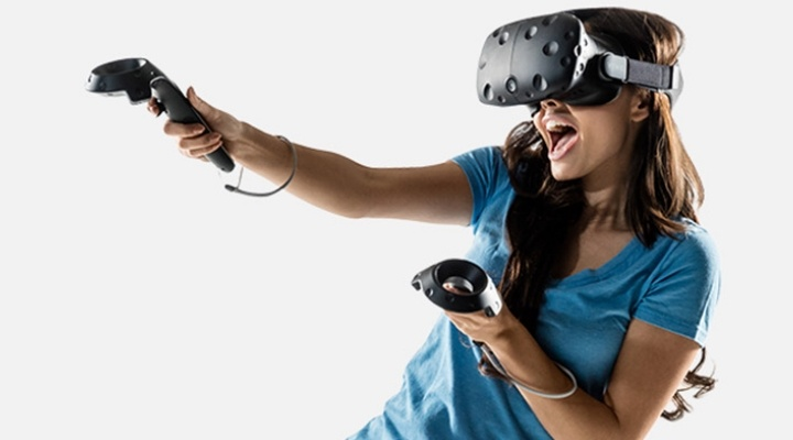 Image result for HTC Vive people using