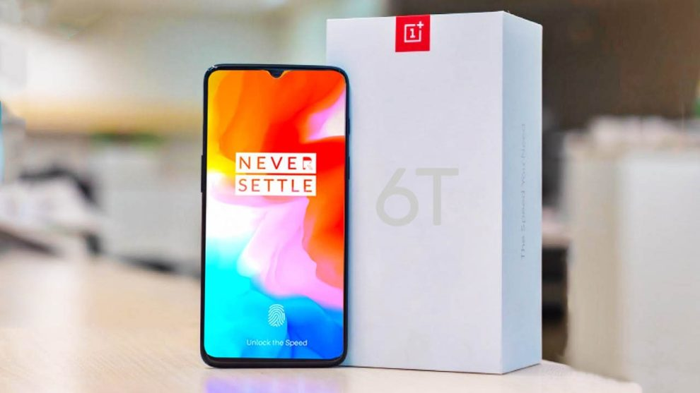 The OnePlus 6T is coming to T-Mobile stores, but it also