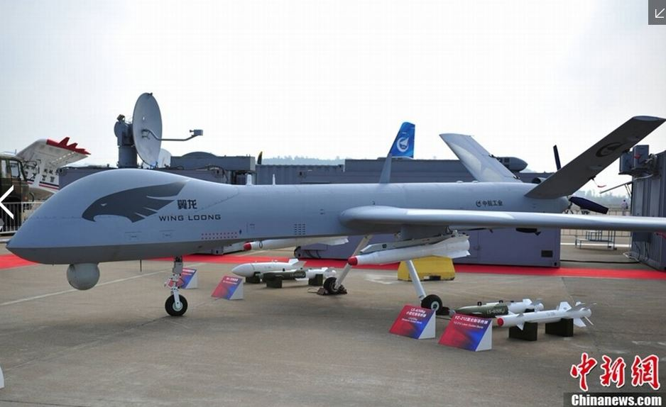 All About Wing Loong Ii Pakistan S New Drone From China