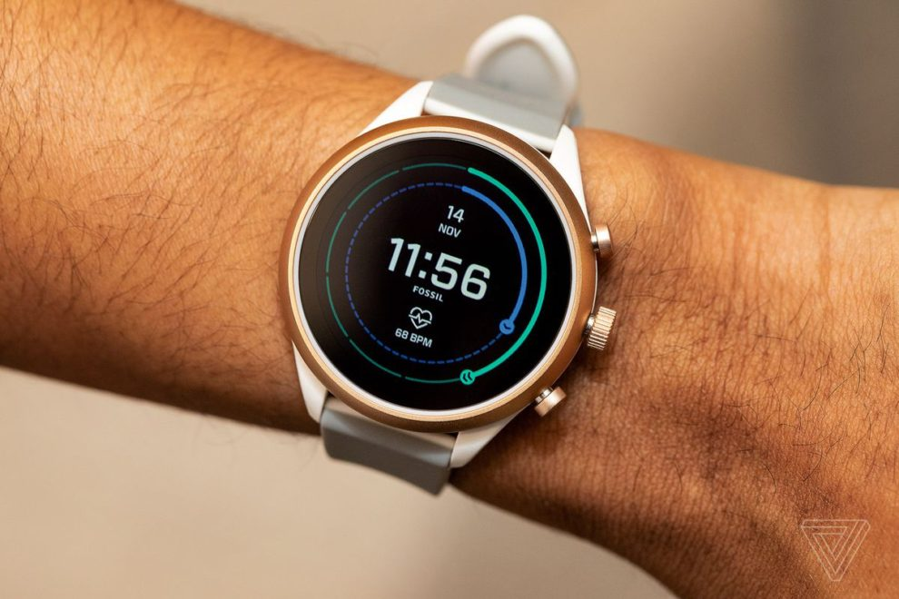 Google will buy Fossil smartwatch tech for $40 million