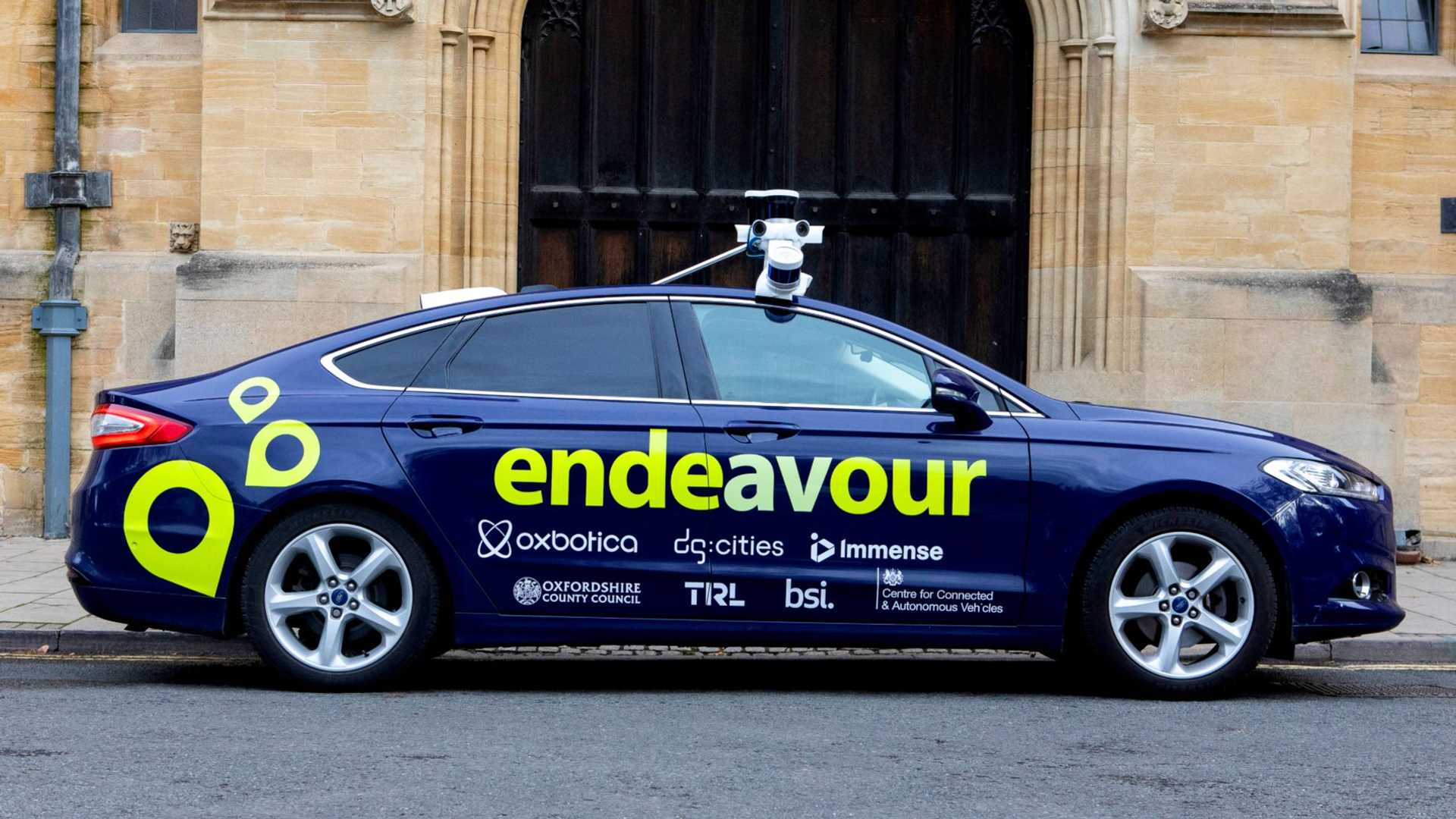 Autonomous Vehicles Begin Testing In The Heart Of Oxford Techgenez